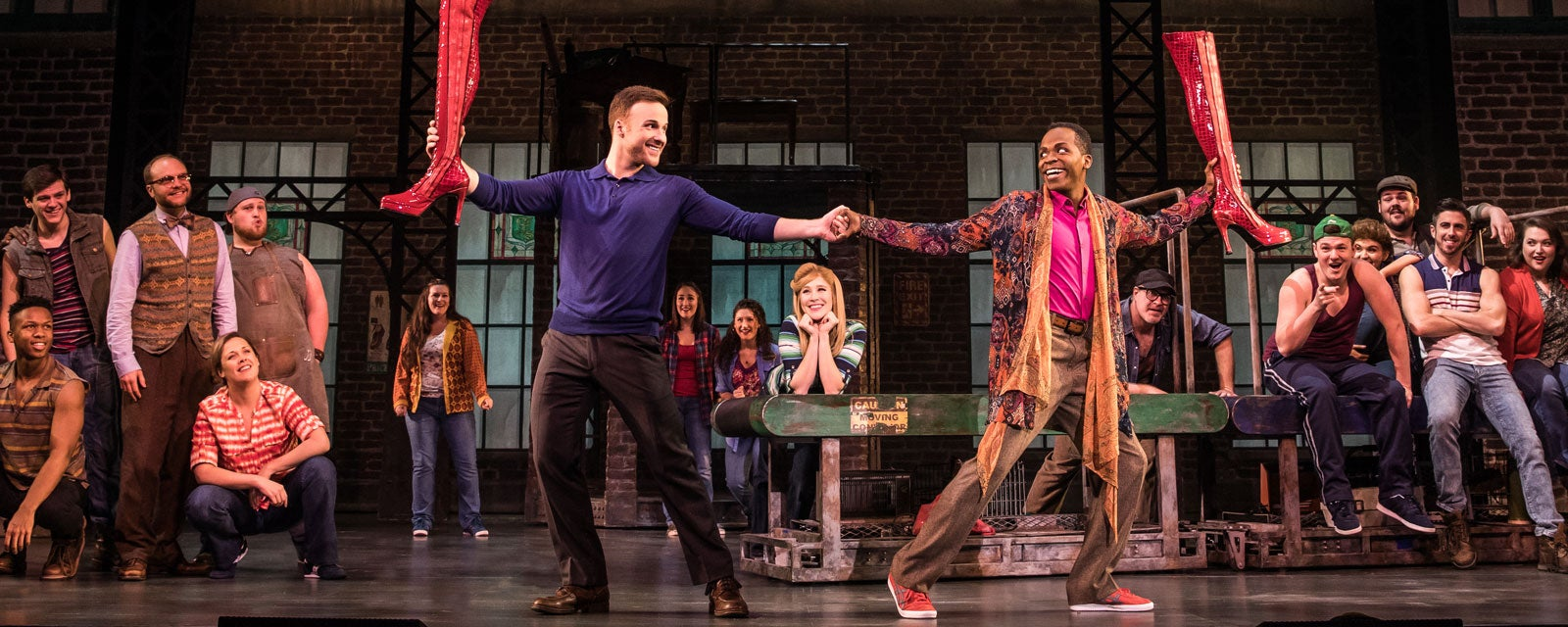 More Info for Kinky Boots