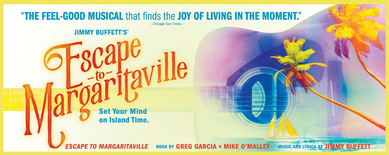 Escape To Margaritaville Hollywood Pantages