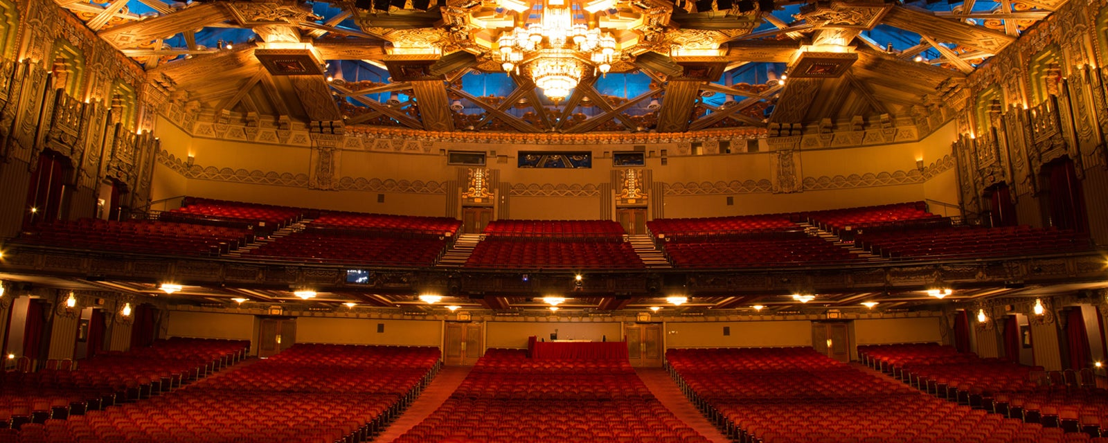 Pantages Theater Seating Chart Orchestra Wallseat Co