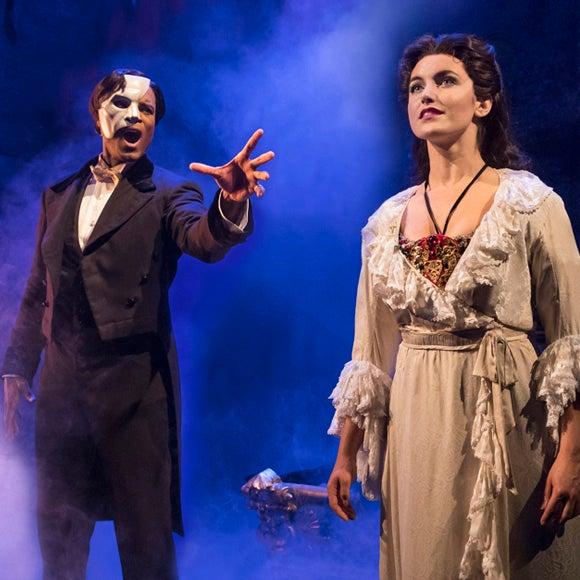 More Info for The Phantom of the Opera