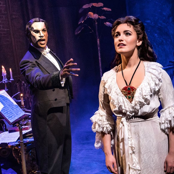 More Info for The Phantom of the Opera