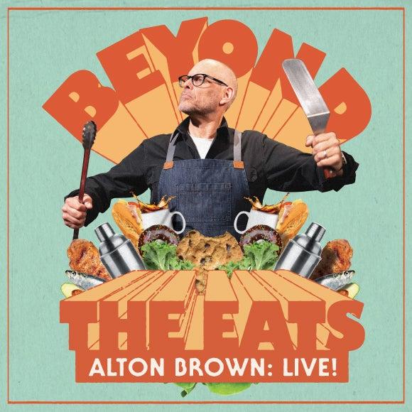 More Info for Alton Brown: Live!