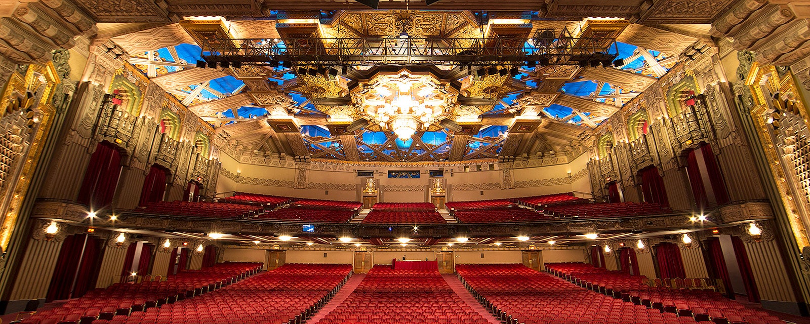 The Pantages Theater Los Angeles has a history as grand and diverse as the stage and screen fare which audiences have flocked to enjoy there for half a century.