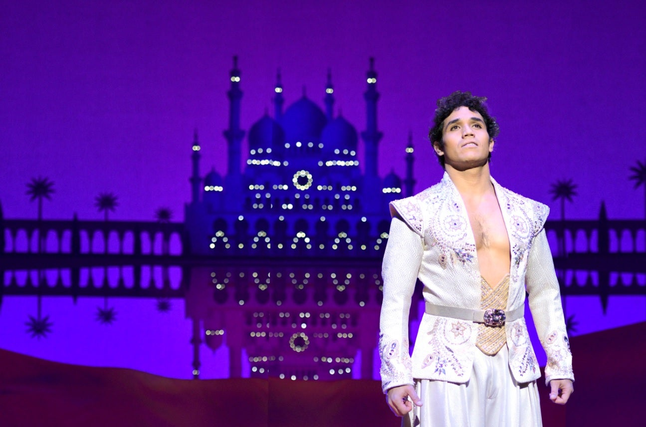 More Info for Digital Lottery Announced for Disney's Aladdin
