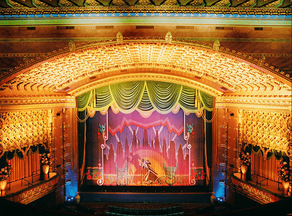 The El Capitan Theatre