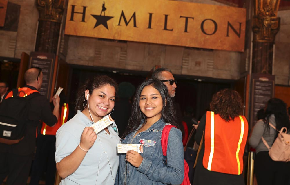 More Info for EduHam: Bringing Hamilton to the Classroom