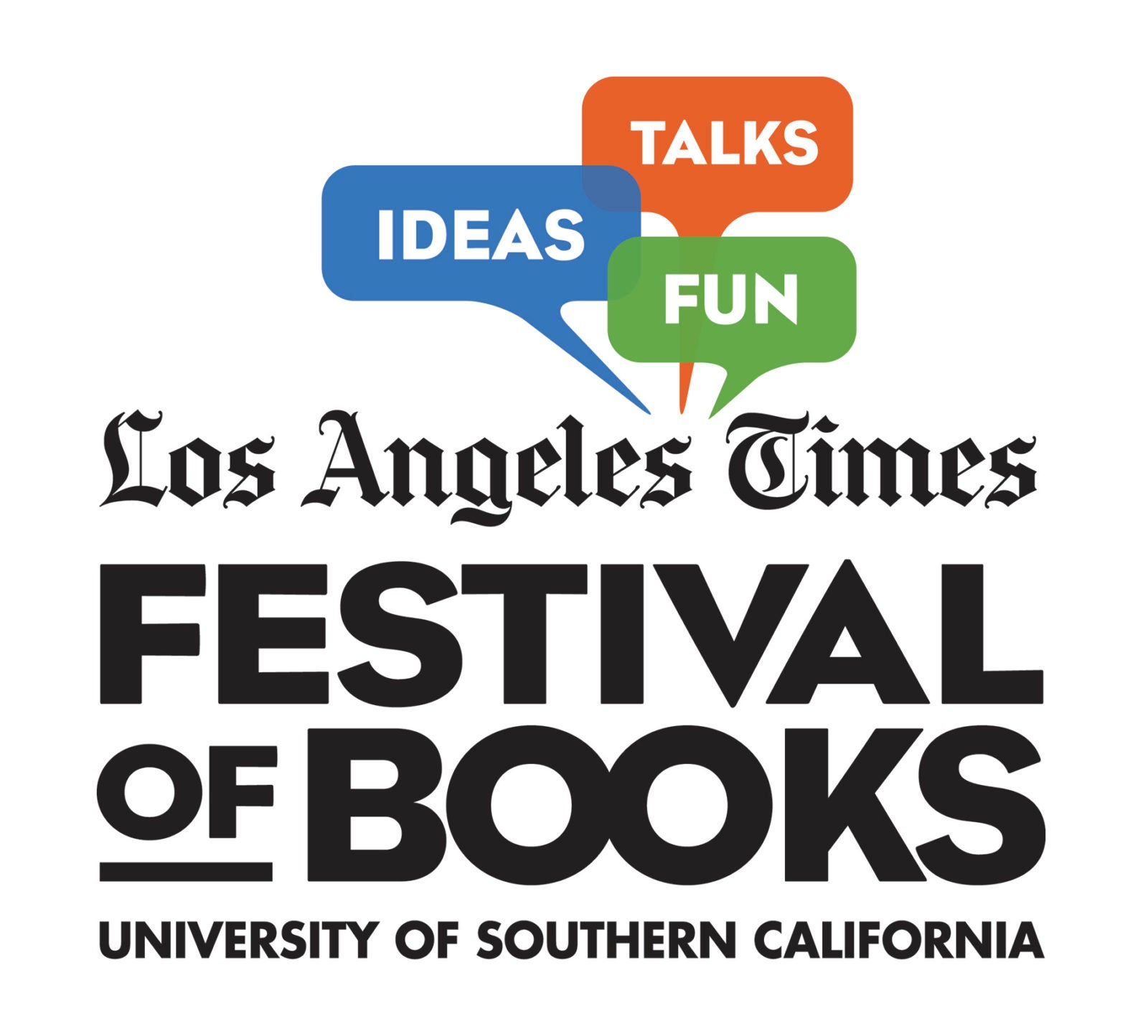 2018 LA Times Festival of Books