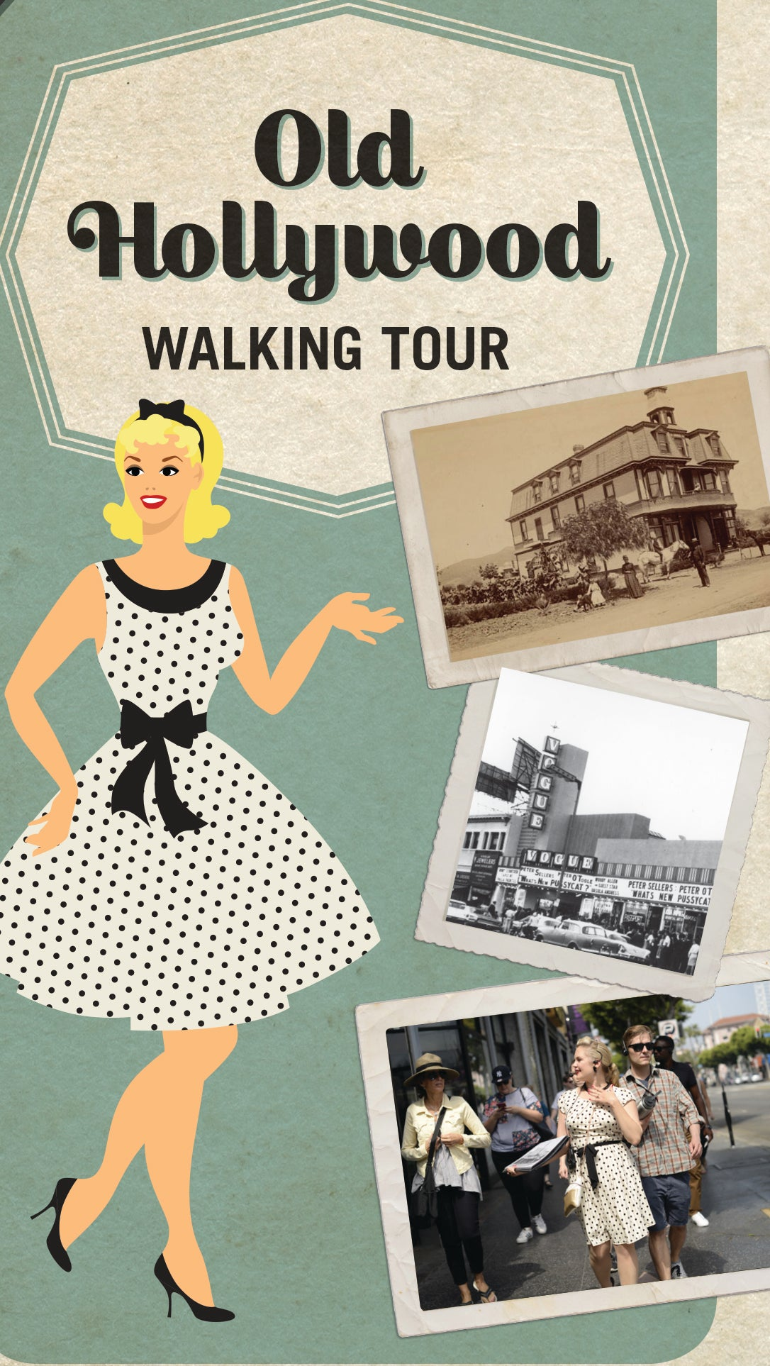 Old Hollywood Tour