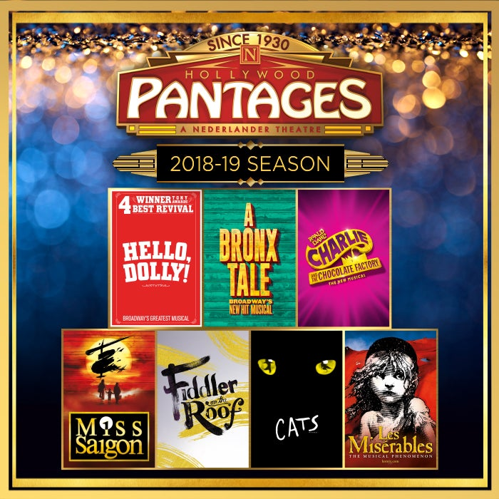 More Info for Announcing The 2018-2019 Season