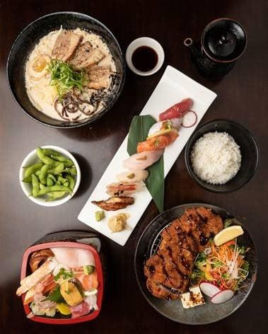 Totoyama Sushi & Ramen