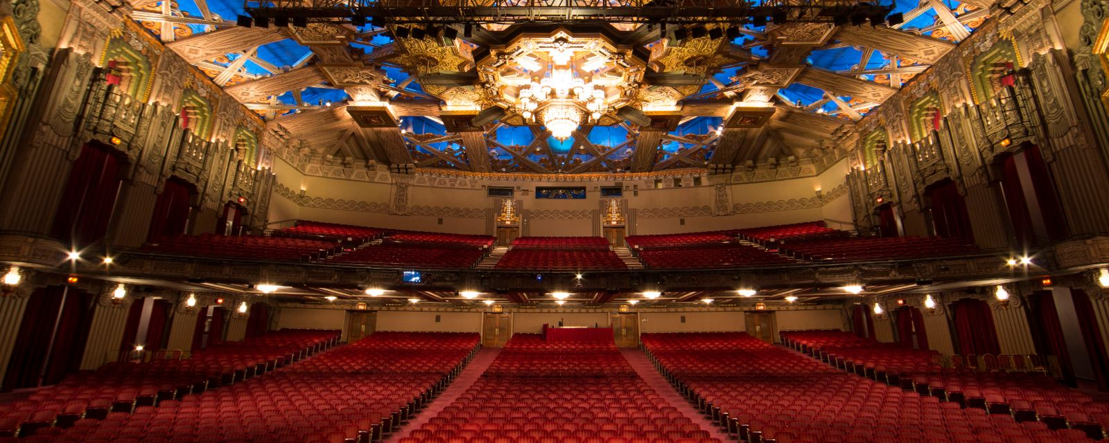 All Pantages Theaters